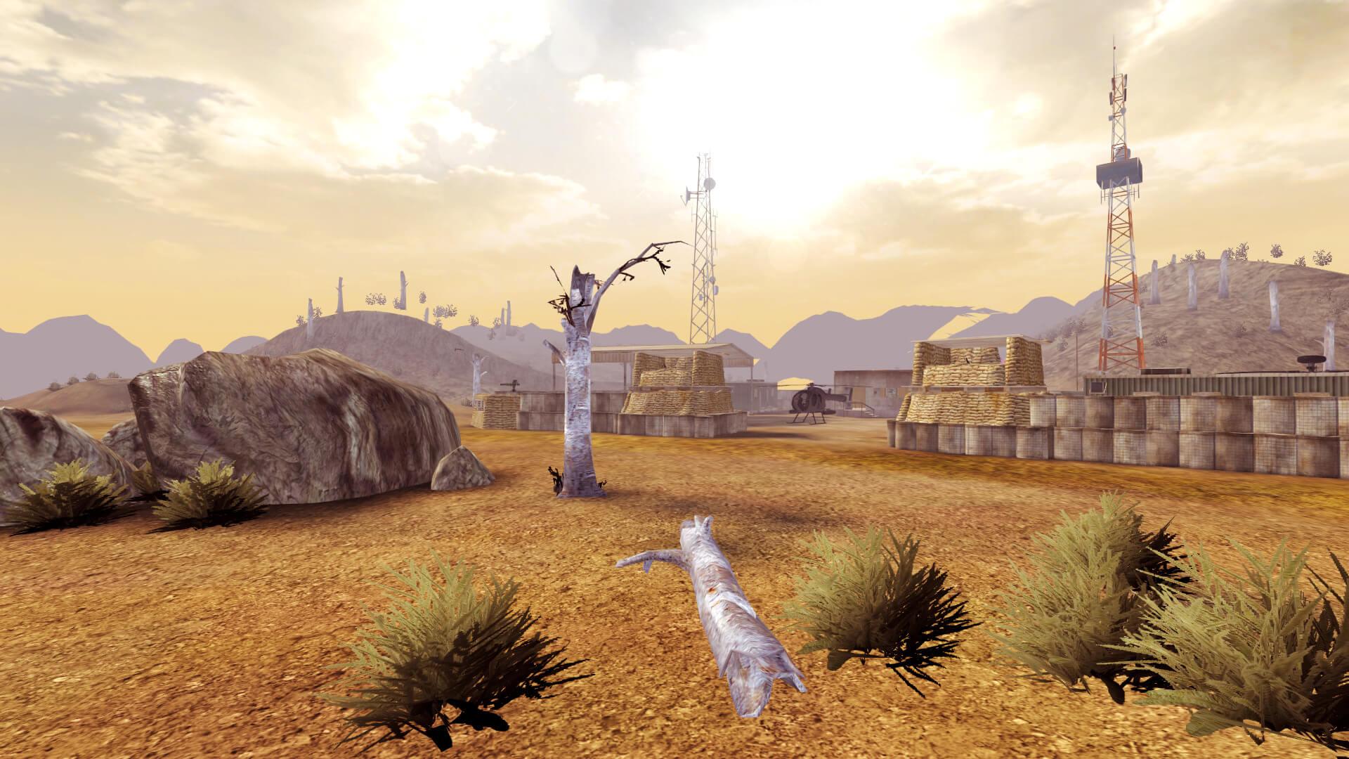 nwm serivana desert