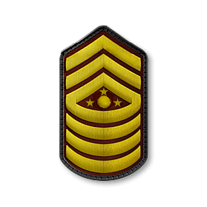 Sergeant Major of the Corps
